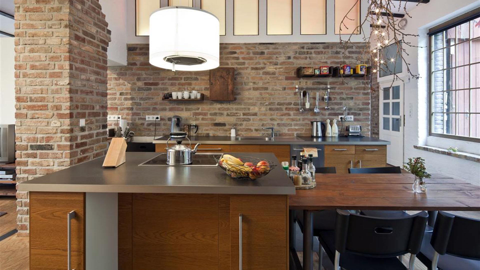Loft, Küche, Foto: Sonja Speck