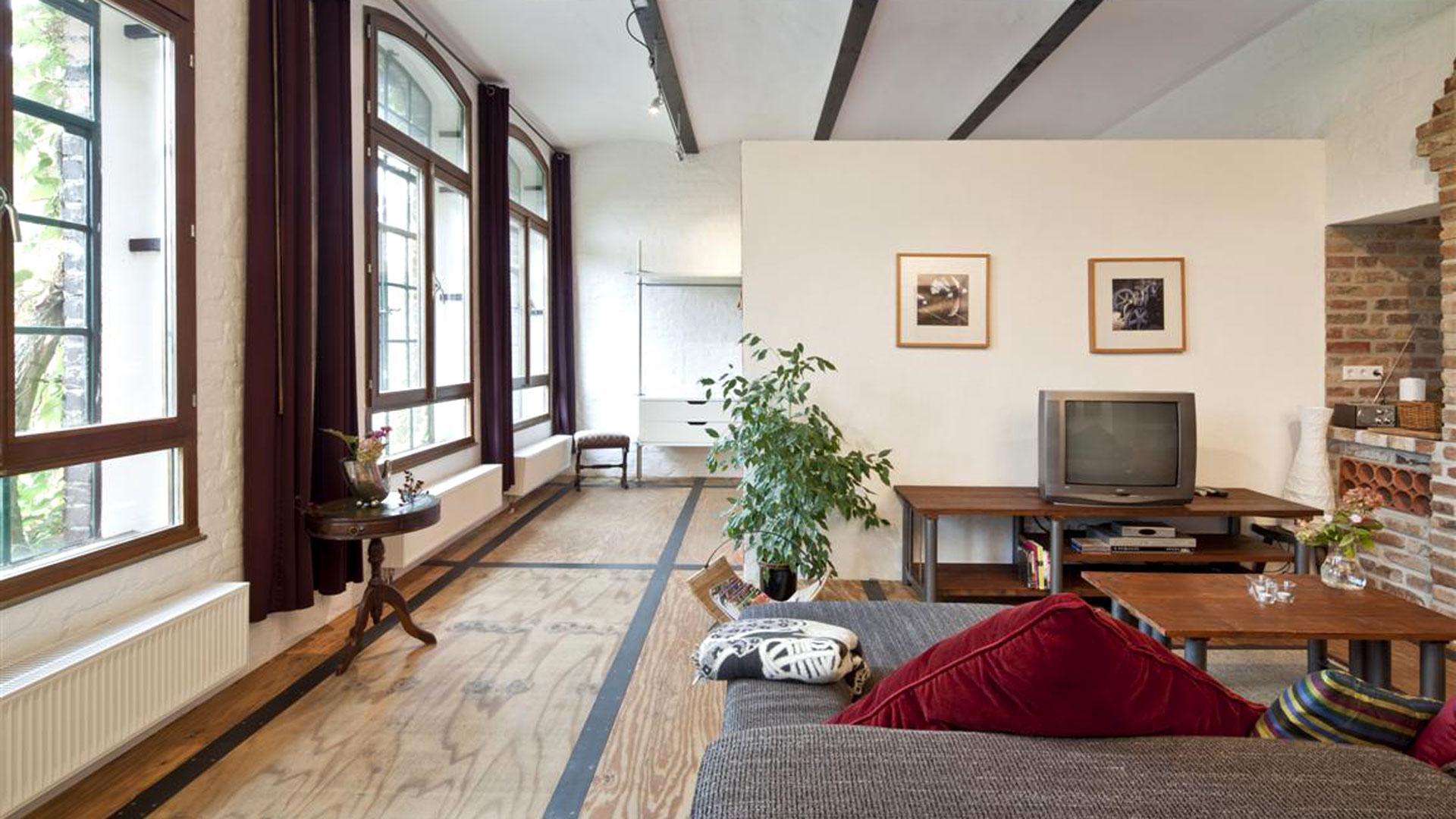 Loft, Wohnraum 1, Foto: Sonja Speck