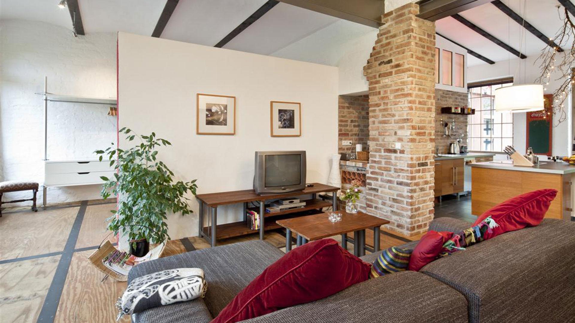 Loft, Wohnraum 3, Foto: Sonja Speck