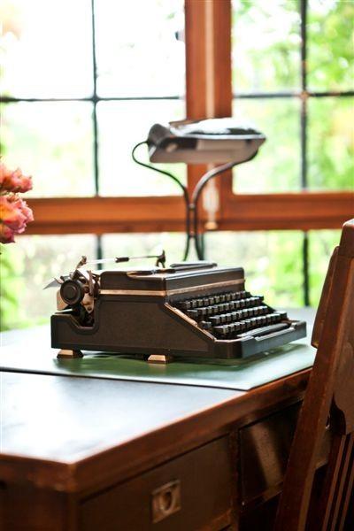 Loft, Schreibtisch, Foto: Sonja Speck