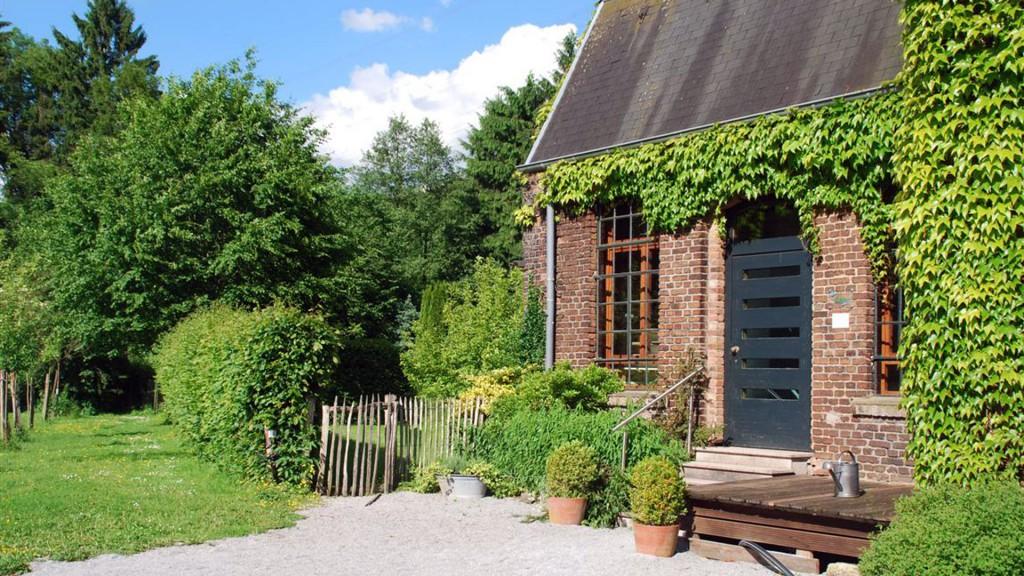 Steinhaus, Eingang Foto: Sonja Speck