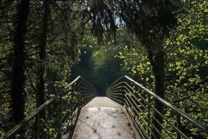 Brücke über die Wupper