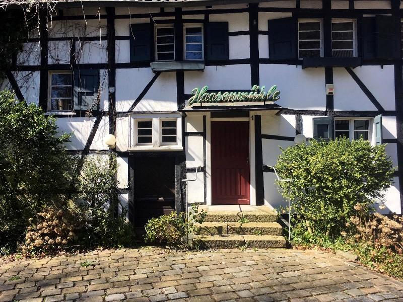 Café und Bistro Haasenmühle in Solingen, foto: Nicole Planert